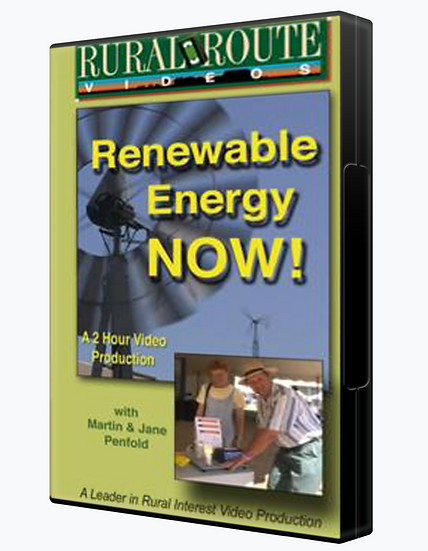 Renewable Energy NOW