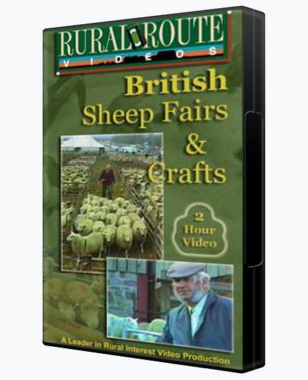 British Sheep Fairs and Crafts
