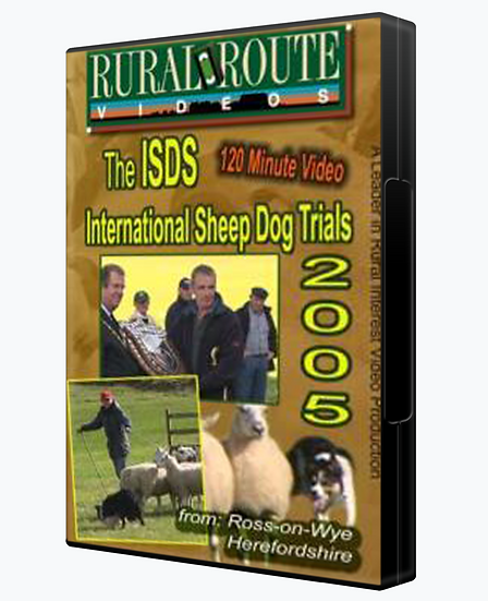 2005 ISDS International Sheep Dog Trials