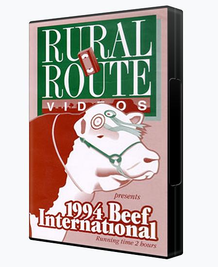 1994 Beef International