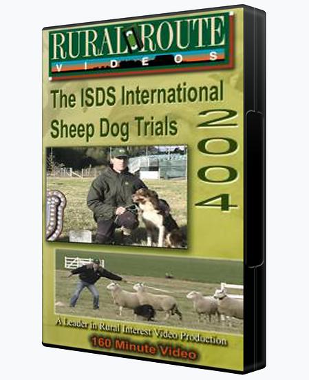2004 ISDS International Sheep Dog Trials