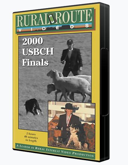2000 USBCH Finals