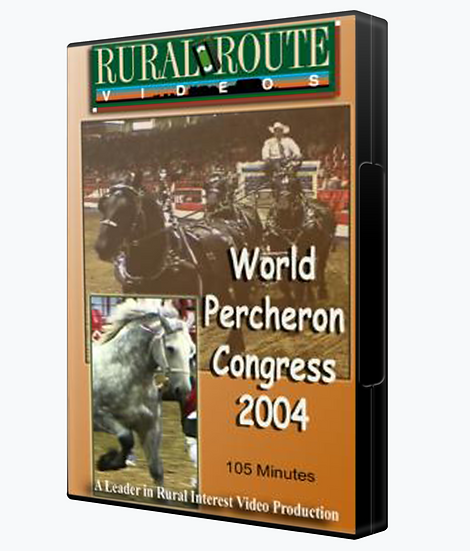 2004 World Percheron Congress
