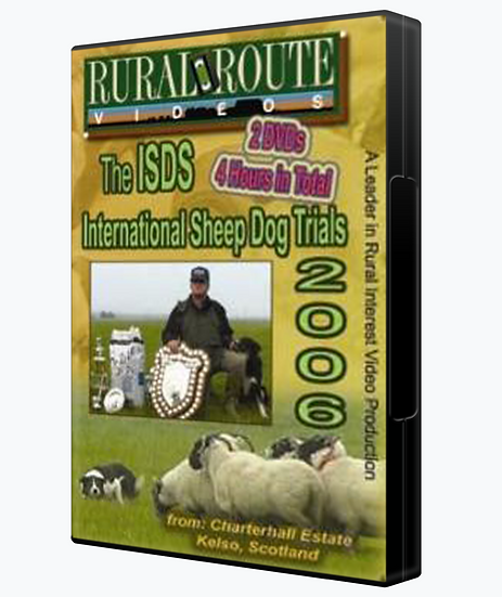 2006 ISDS International Sheep Dog Trials