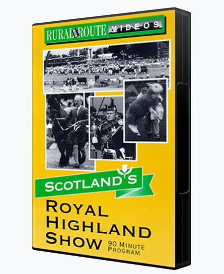 Scotland's Royal Highland Show