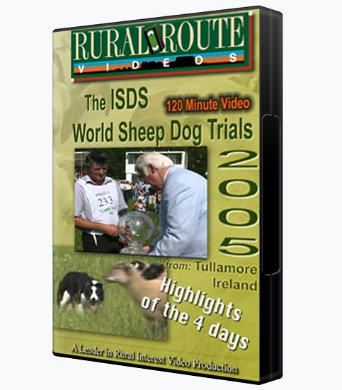 2005 ISDS World Sheep Dog Trials HIGHLIGHTS