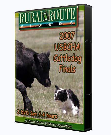 2007 USBCHA Cattledog Finals
