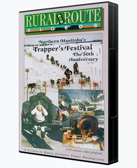 The Northern Manitoba Trapper's Festival 50th Anniversary