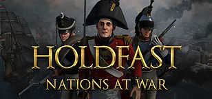 HoldFast Nations At War PC gaming Graphic on the HLLTC (Hell Let Loose Training Camp) Webite.