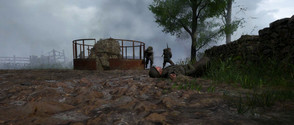 Free, royalty-free WW2 Omaha Beach, Normandy In-game screenshots from Hell Let Loose (free to use and optimized for the Web)