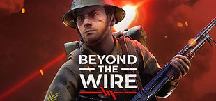 Beyond the Wire WW1 PC gaming Graphic on the HLLTC (Hell Let Loose Training Camp) Webite.