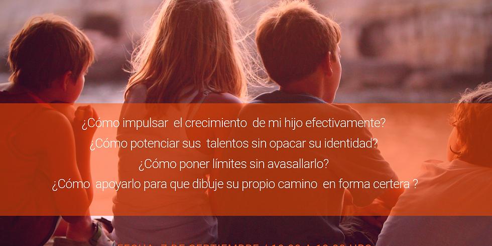 Taller: Focusing con niños, una interacción experiencial y efectiva.