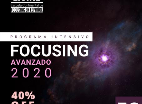 FOCUSING AVANZADO 2020. La Filosofía de lo Implícito en el Focusing