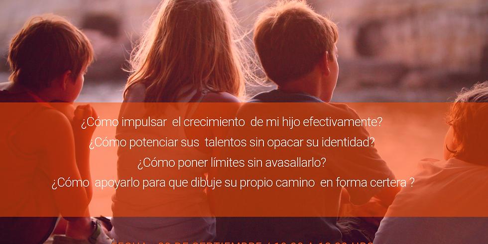 Taller: Focusing con niños, una interacción experiencial y efectiva. (1)