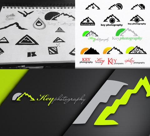 Key Photography Logo Design