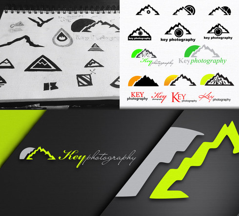 Key Photography Logo Design