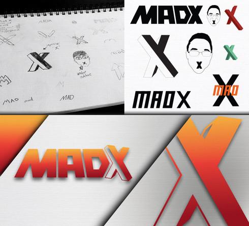 MADX Logo Design
