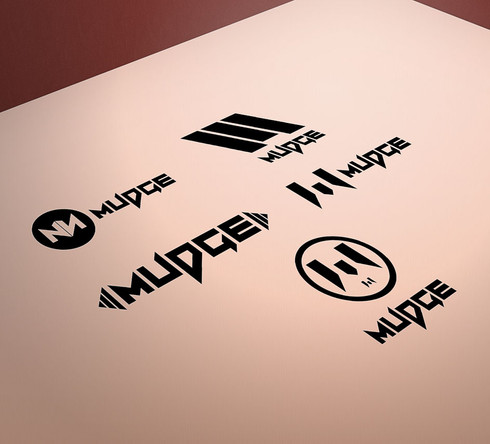 Mudge Logo Design