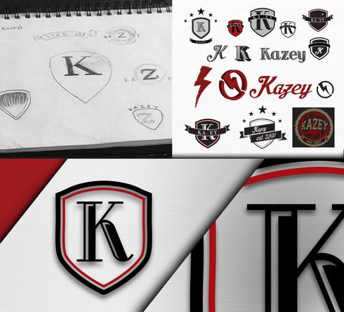 Kazey Logo Design