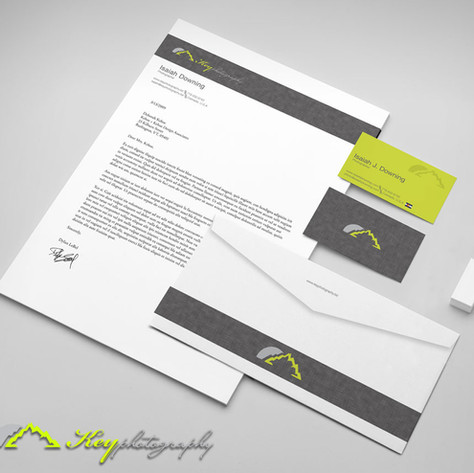 Key Photography Brand Design