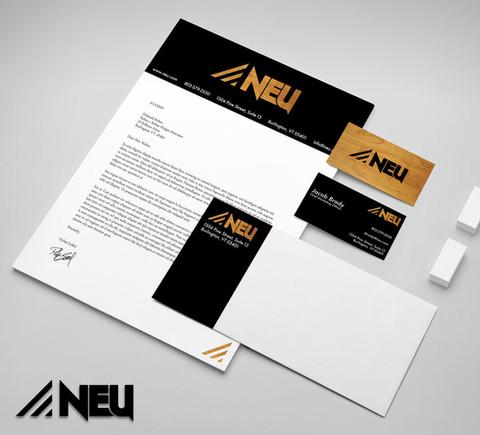 Neu Stationery Design