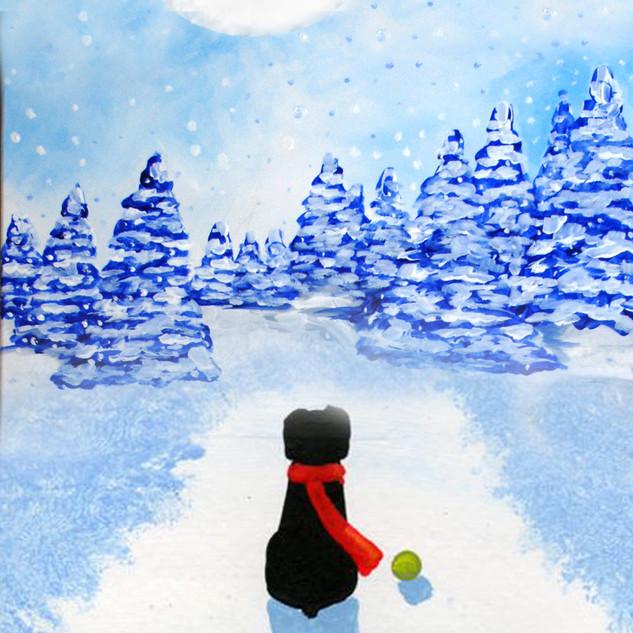 Snowy nite for a Rottie.jpg