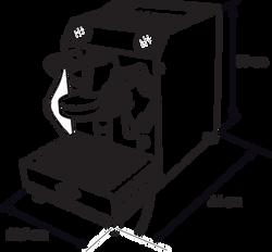 vbm-domobar-junior-machine-diemensions