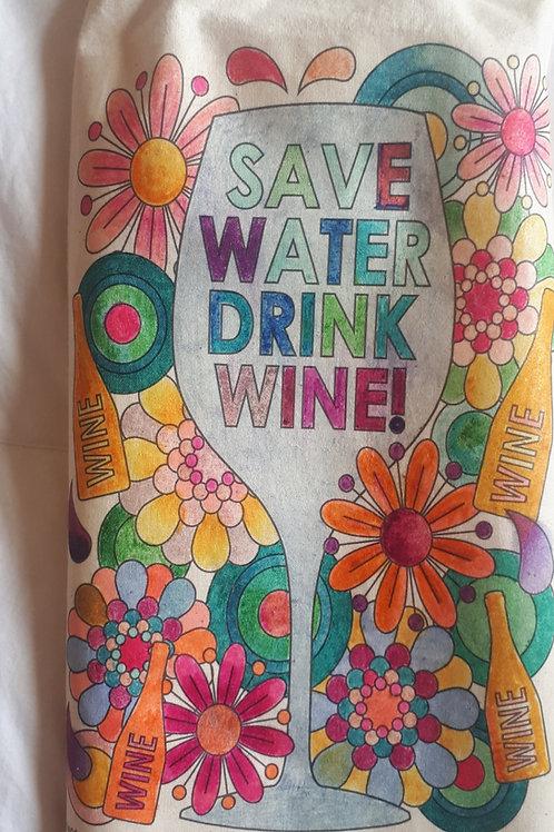 Bolsa para botella de vino N°75