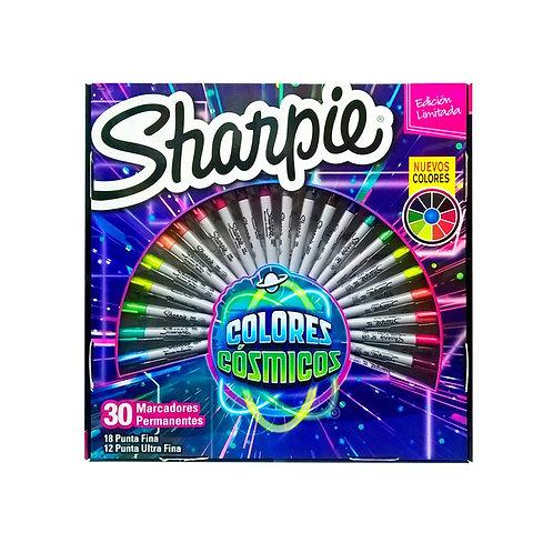 Ruleta Sharpie 30 unidades