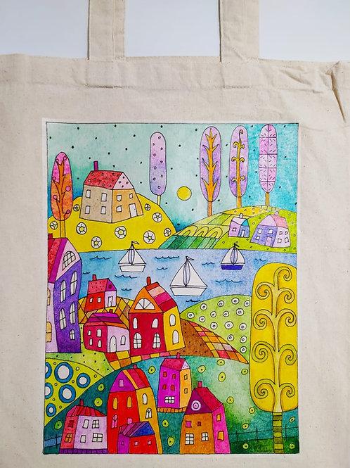 Bolsa grande para pintar N°130