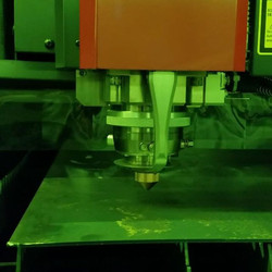 fiber laser head