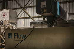 FLOW Mach 4B water jet