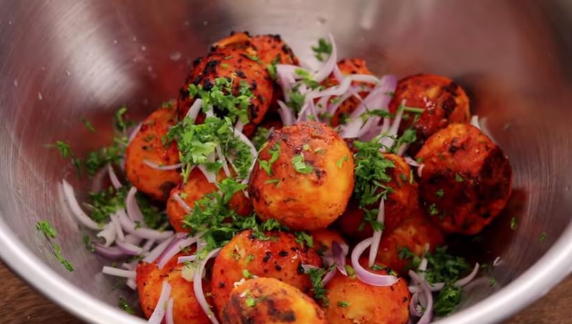 Tandoori Momos Recipe-तंदूरी मोमोस रेसिपी हिंदी में सीखे २०२१ |