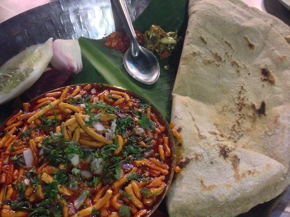 Recipe for Sev bhaji- सेव भाजी झटपट बनाना सीखे हिंदी में   2021  