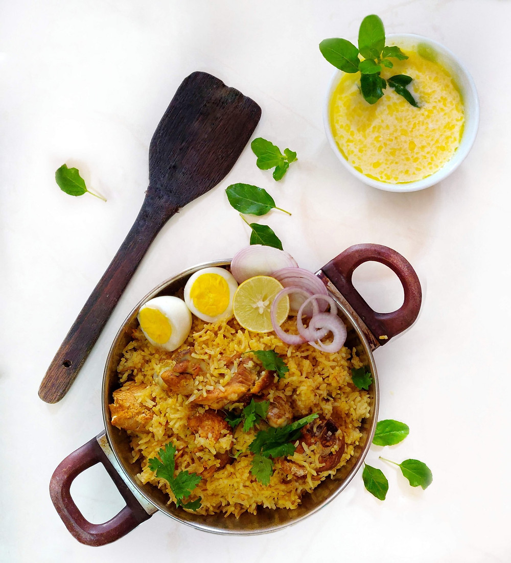 Dum biryani recipe in Hindi- दम चिकन बिरयानी रेसिपी सीखे 2021