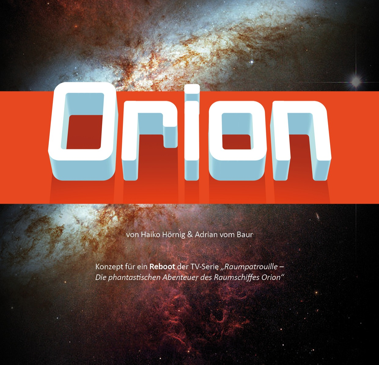 ORION Reboot Pitch