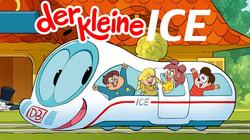 Die Comics vom kleinen ICE