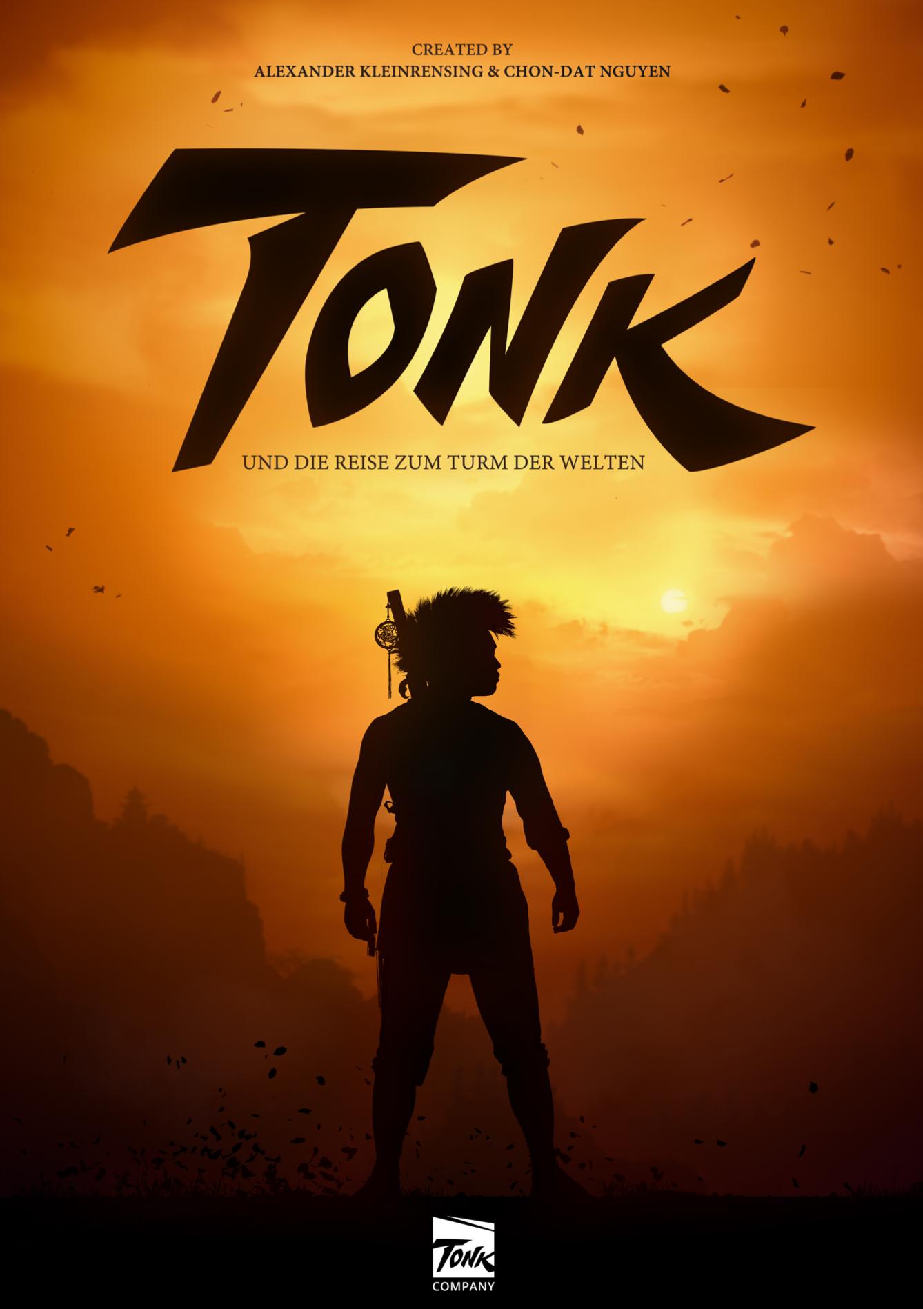 Tonk und die Reise zum Turm der Welten