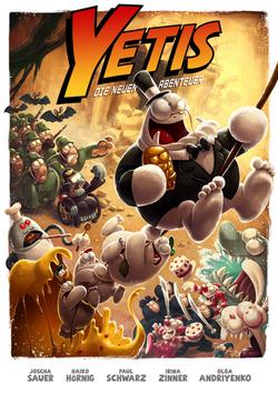 Yetis- Die neuen Abenteuer
