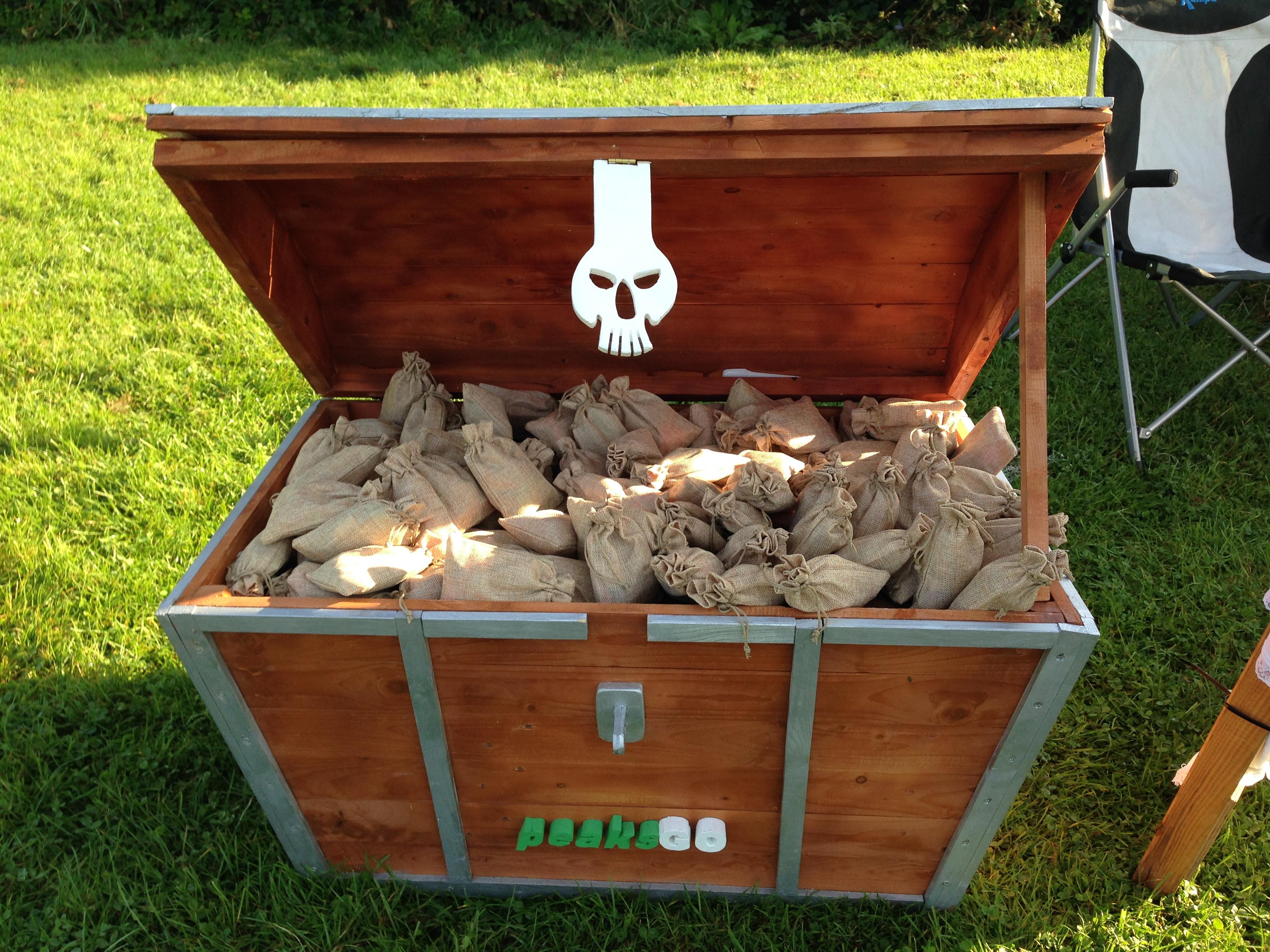 peaksgo treasure chest
