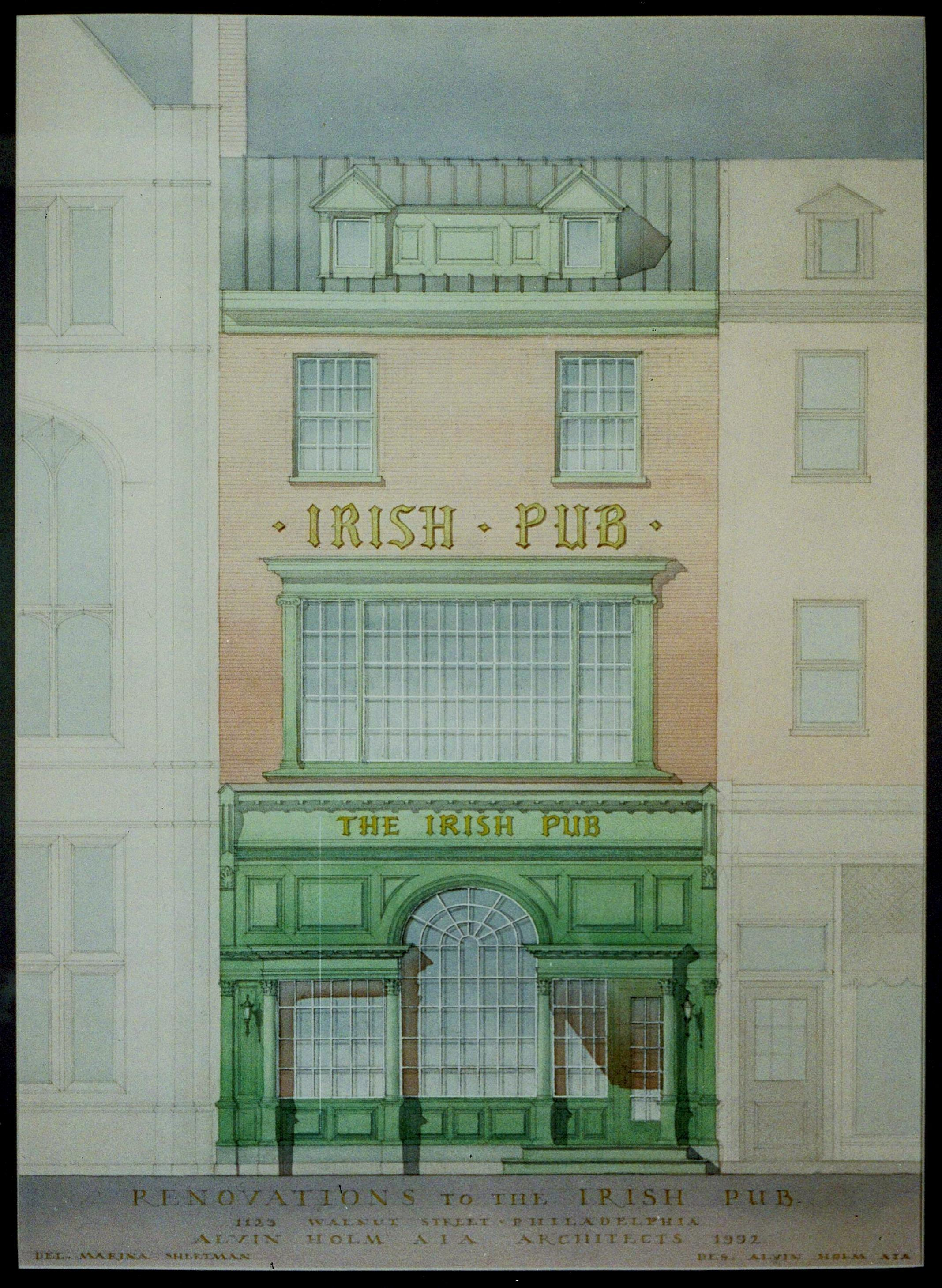 the Irish pub 001
