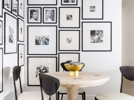 How to incorporate black trend into interiors