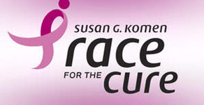 Komen Race For Cancer Cure - May 4