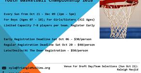 Deah Barakat Basketball Championship '18