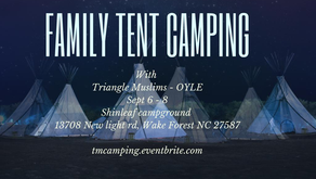 Family Tent Camping