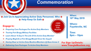 Armed Forces Day Commemoration