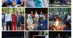 Family Camping - Umstead Park