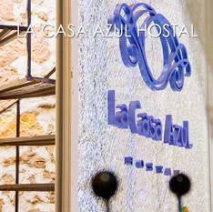 LA CASA AZUL HOSTAL