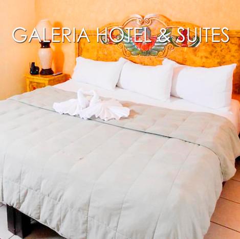 GALERÍA HOTEL & SUITES