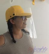 Careta con gorra
